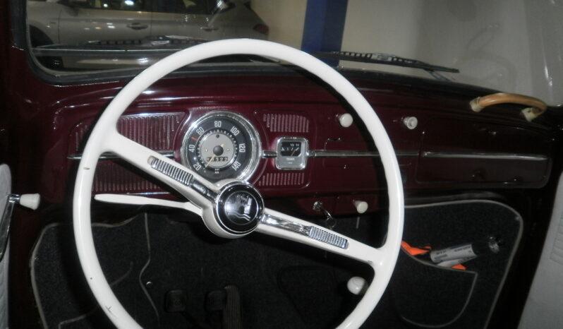 VW Escarabajo 1200  HISTORICO-CLASICO 1964 lleno