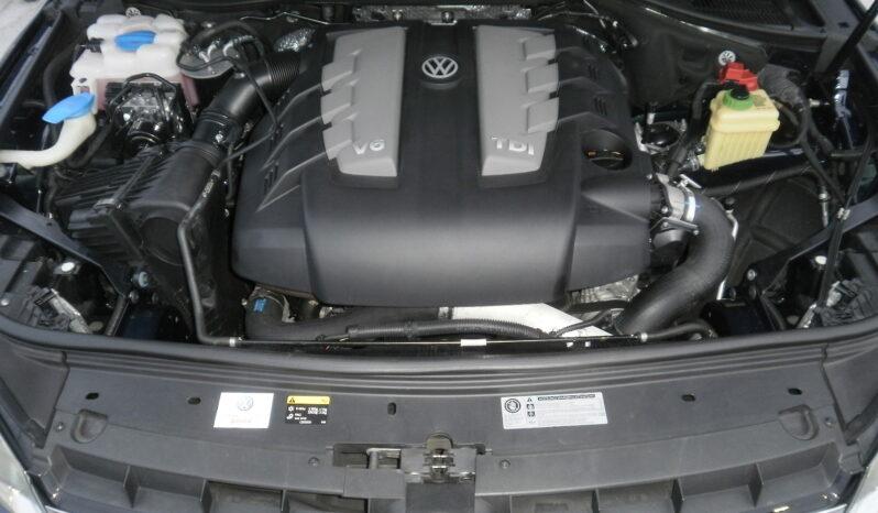 VOLKSWAGEN TOUAREG 3.0 TDI V6 Aut. 204cv lleno
