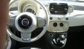 FIAT 500C Cabriolet lleno